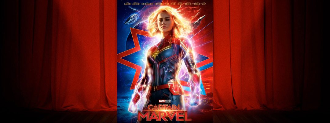 Captain Marvel - NP