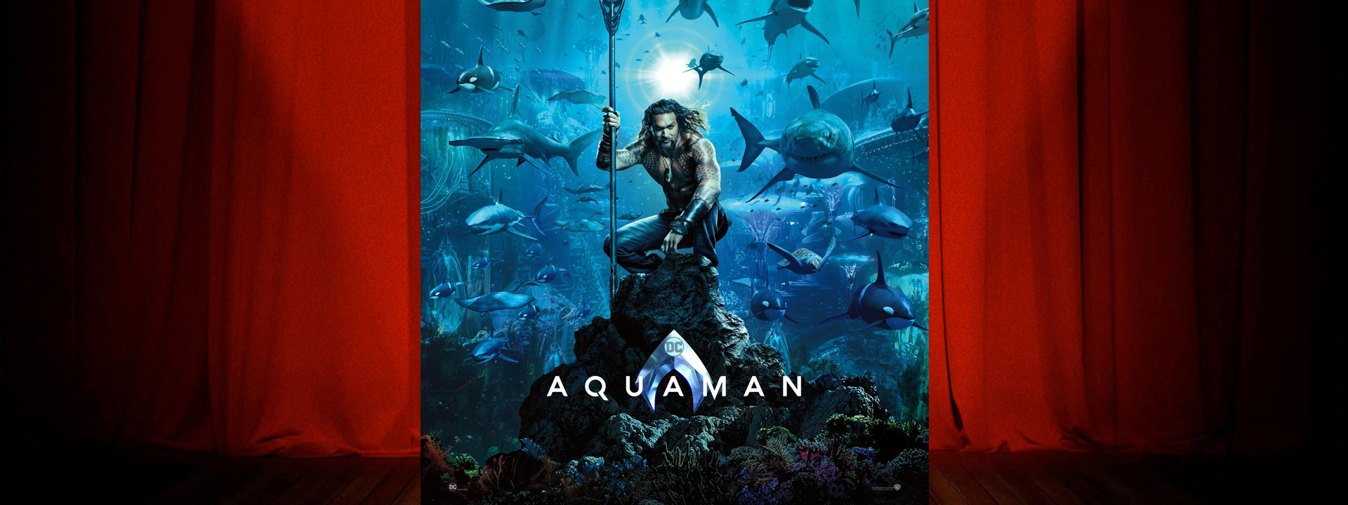 Aquaman - Now Playing