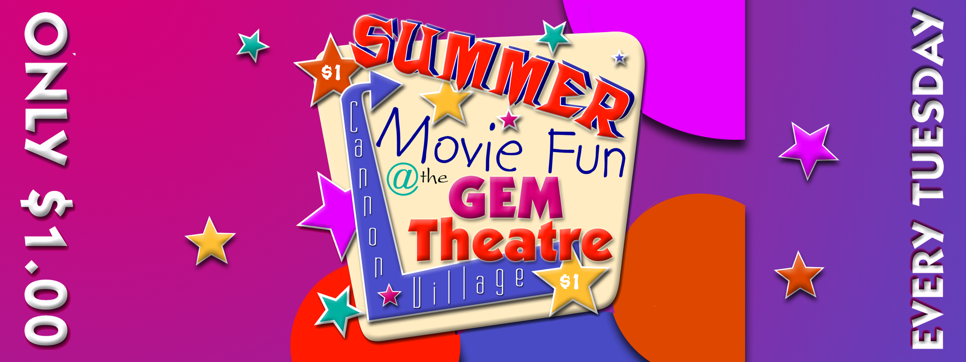 Summer Movie Camp 2017