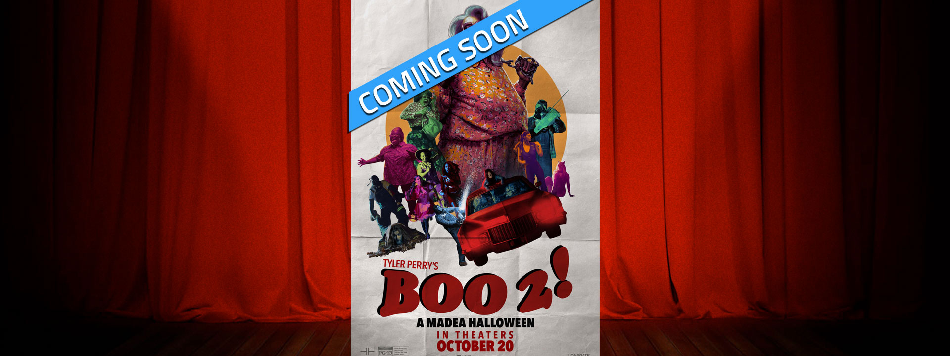 BOO 2! A Madea Halloween: Coming Soon