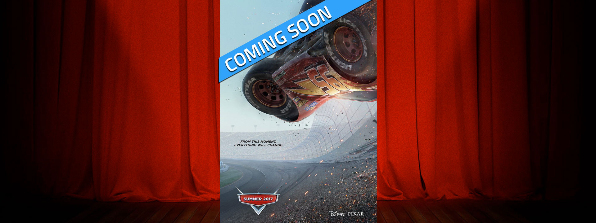 Cars 3 - Coming Soon