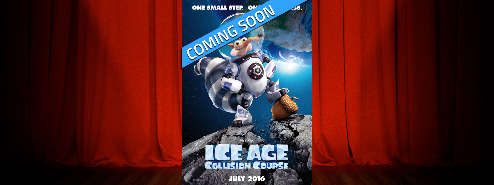 Ice Age: Collision Course - Coming Soon