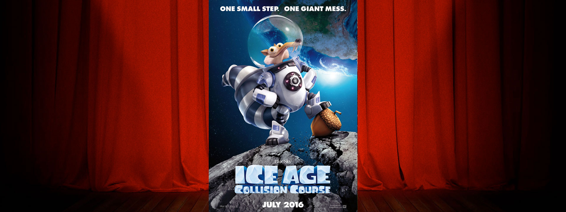 Ice Age: Collision Course - Now Playing