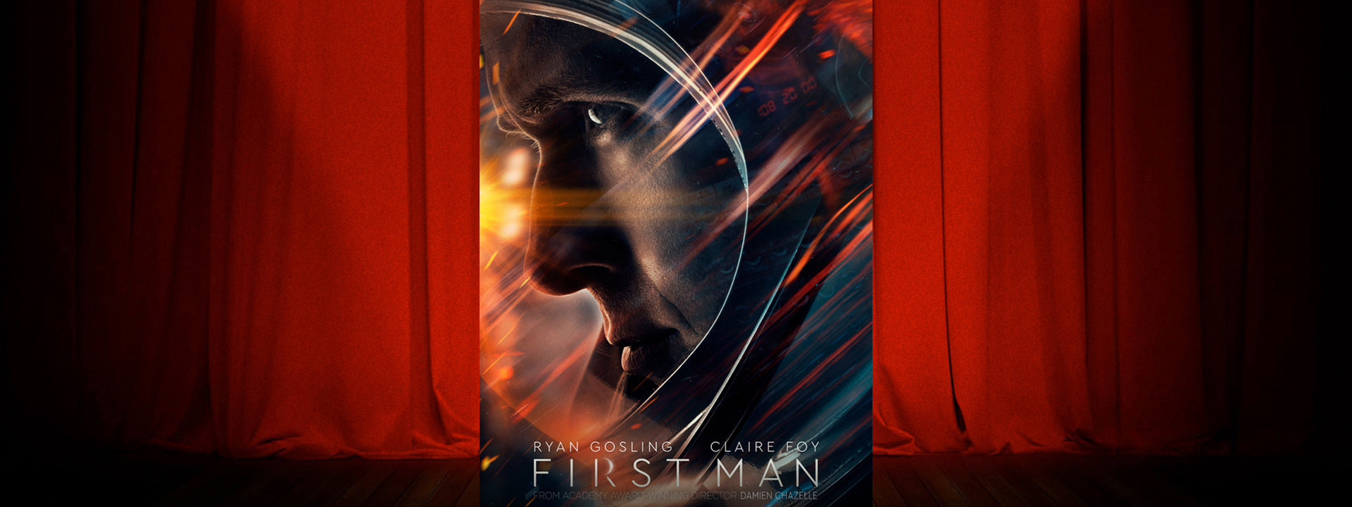 First Man - Now Playing