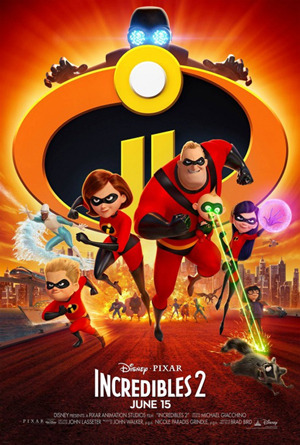 incredibles2 poster