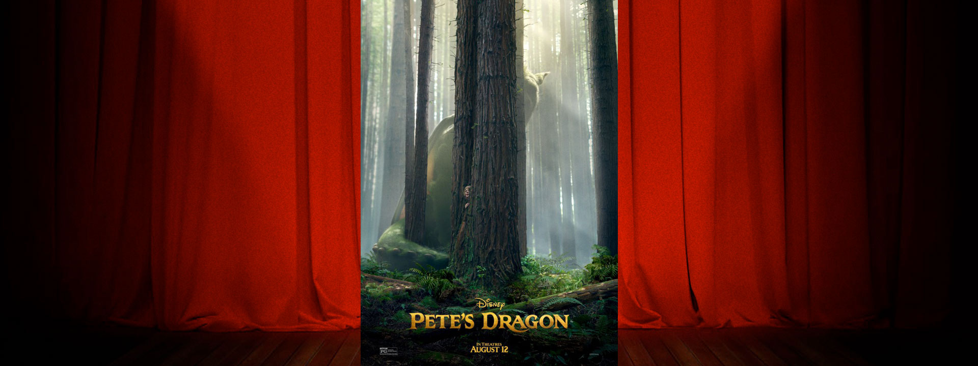 Pete's Dragon - Now Playing