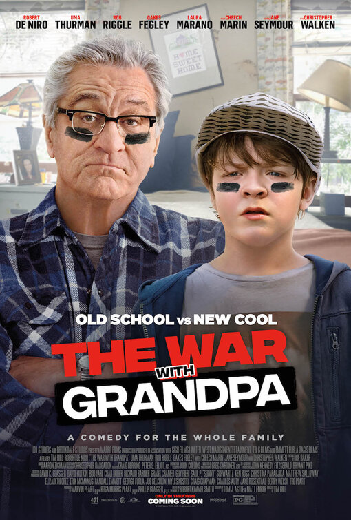 war with grandpa IMP