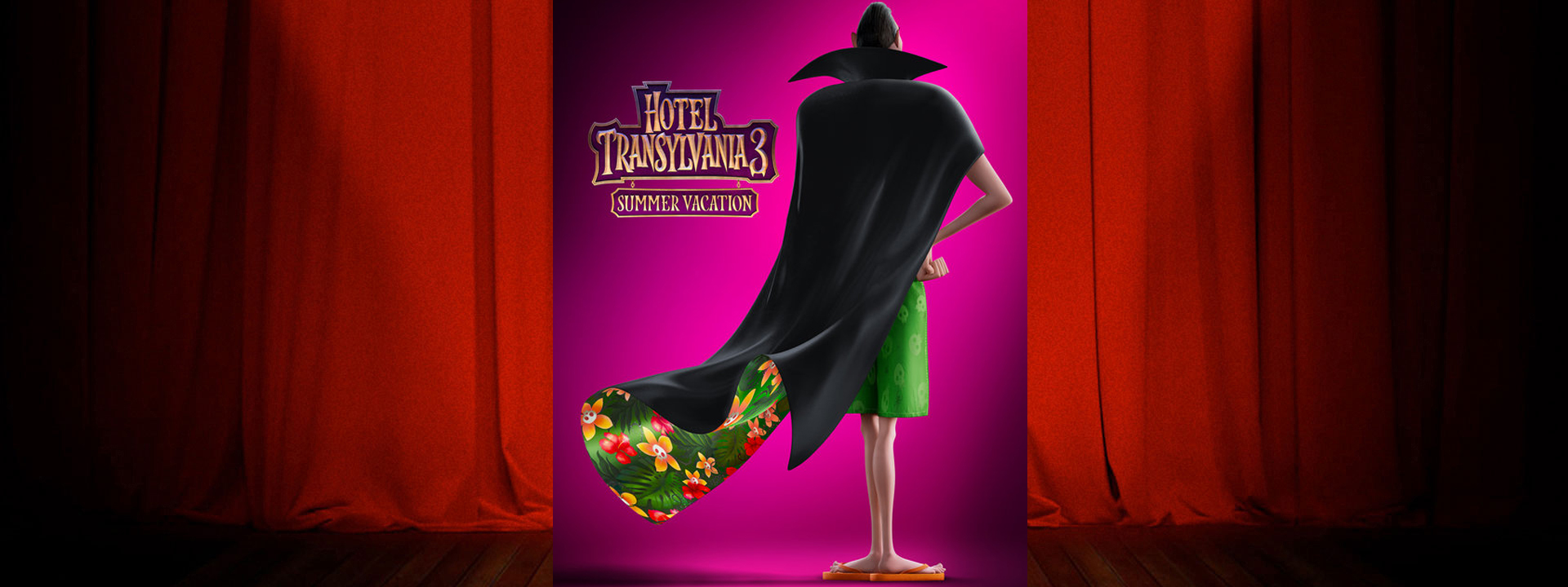 Hotel Transylvania 3 - Now Playing