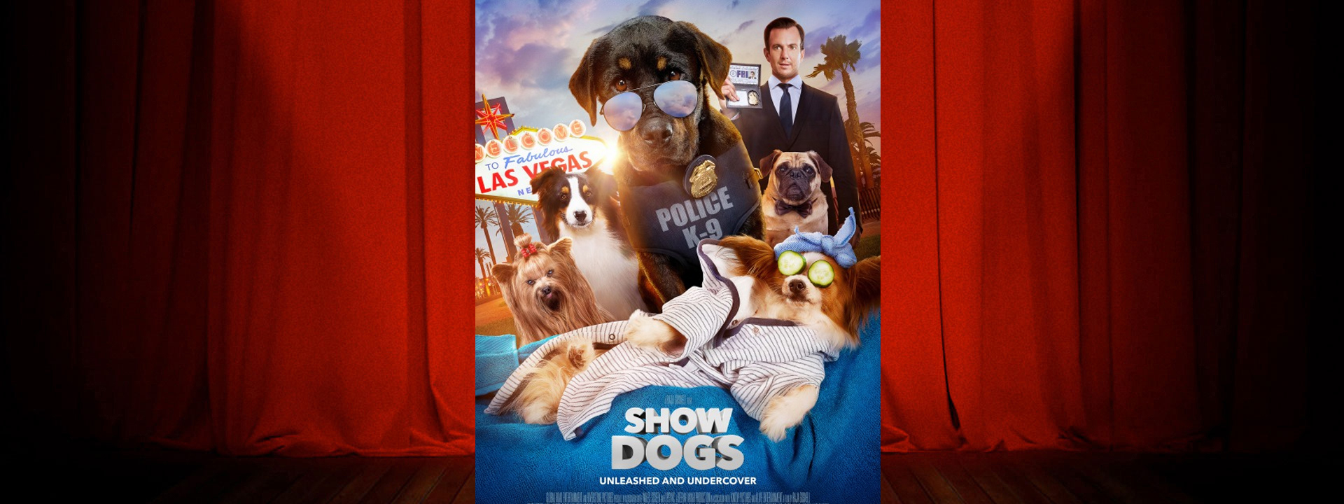 Show Dogs - Now Playing